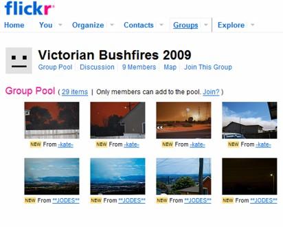 flickrfires