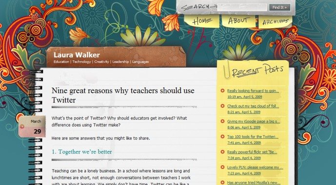 twitterforteachers
