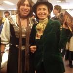 Tess and Sarah Burton