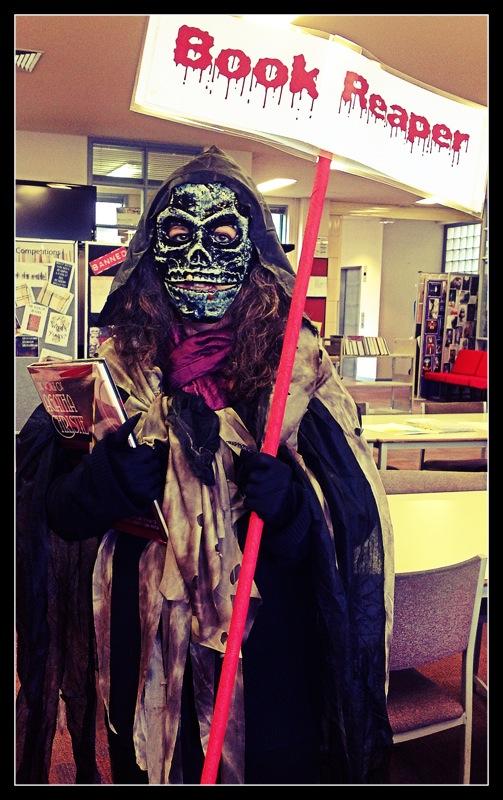 book reaper